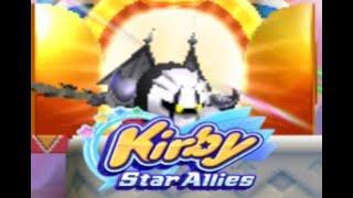 KRtDL Mod test 1: Star allies Dark Meta Knight + New wait movement (reskin for now)