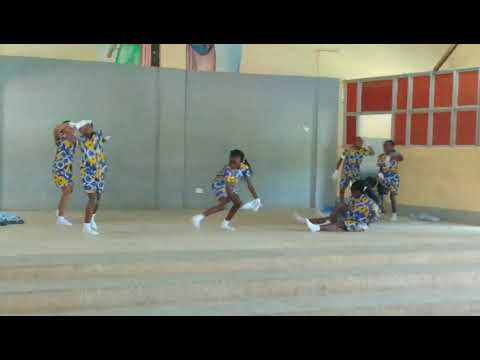 THE GREENMOUNT SCHOOL KAKAMEGA: MODERN DANCE: ARISE