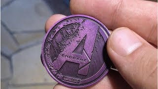 Special purple coins were hidden at some Avengers: Endgame screenings in Singapore, and only one ...
