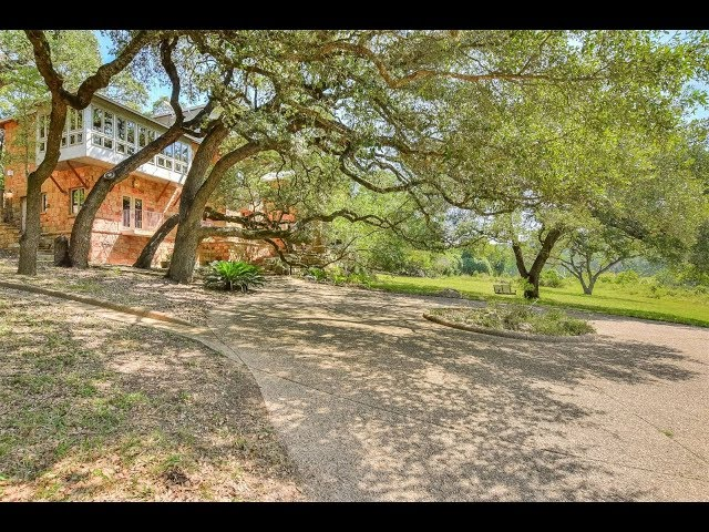 Incomparable Waterfront Property in Wimberley, Texas | Sotheby's International Realty