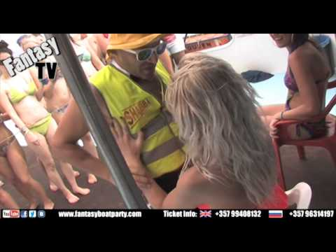 FANTASY BOAT PARTY AYIA NAPA CYPRUS TUESDAY 20TH AUGUST 2013 (12:00-17:00) from YouTube · Duration:  5 minutes 22 seconds
