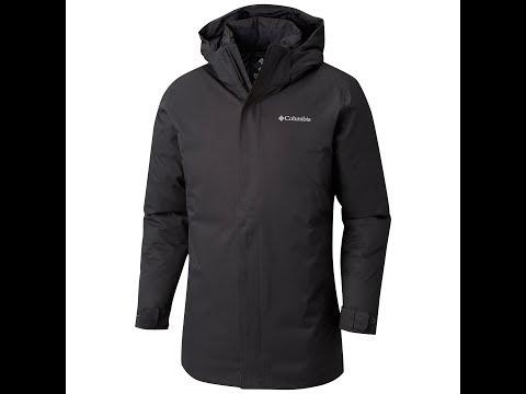 Куртка утепленная мужская Columbia Blizzard Fighter Jacket