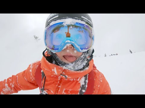 You Won't Believe What This 11-Year-Old Can Do On Skis at Jackson Hole Mp3