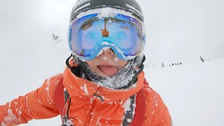 Download Video You Won't Believe What This 11-Year-Old Can Do On Skis at Jackson Hole MP3 3GP MP4