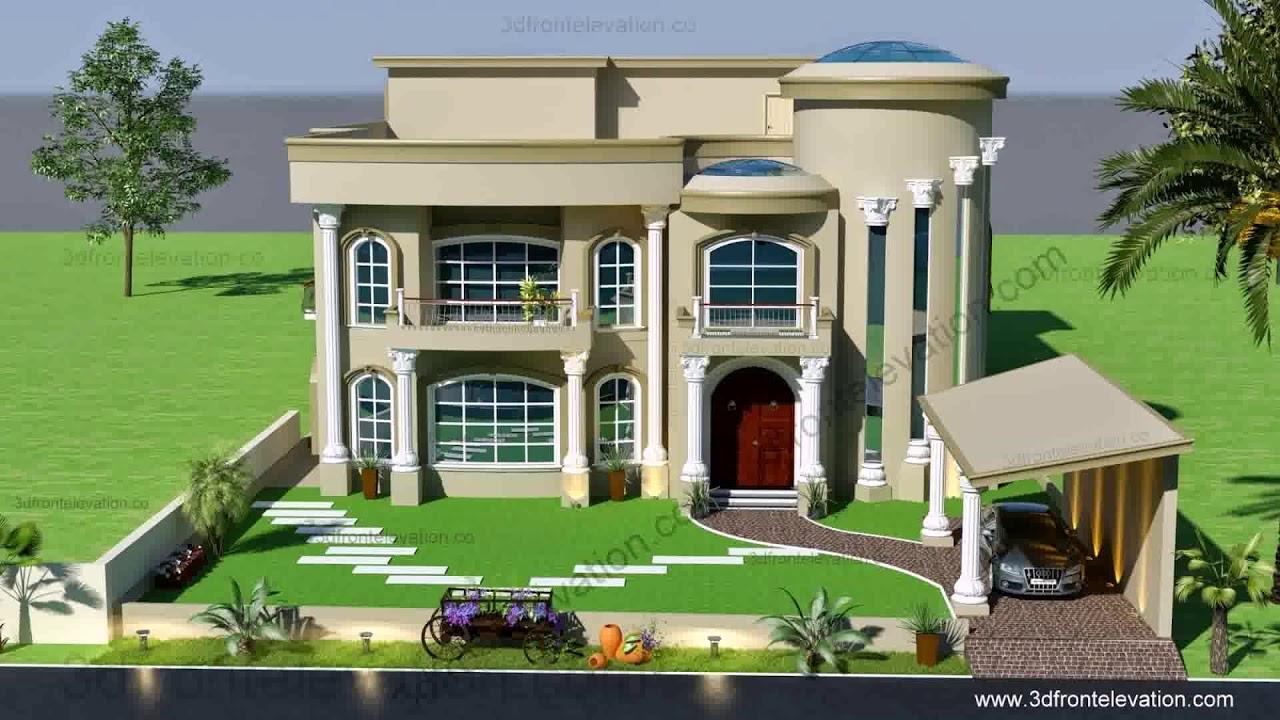 Villa House Design In Ethiopia YouTube