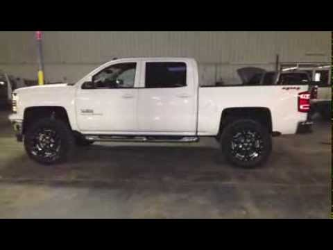 Texas Auto Center >> 2014 CHEVROLET SILVERADO TEXAS EDITION LIFTED - YouTube