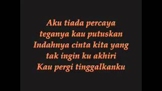 Aku Yang Tersakiti - Judika  | lyrics HD