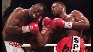 LEWIS v TUCKER. MAY 8th 1993. BEST QUALITY