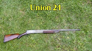 Takedown: Union Fire Arms Model 24 (Variant #1)