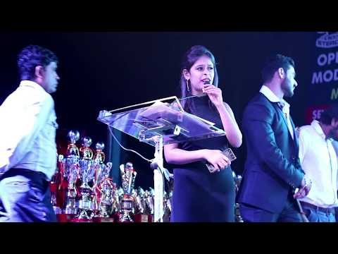Bodysterone Bodybuilding Champioanship 2k16 | Highlight | Anchor Tanishka Chhabra