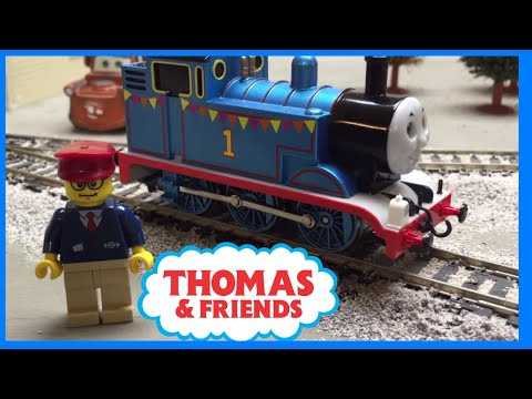 THOMAS & FRIENDS BACHMANN HO & HORNBY OO GAUGE Train Collection Update!