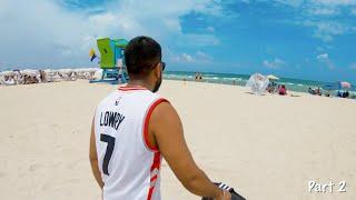 UrbanDesiVlogs goes to Miami Part 2 | Punjabi's in America