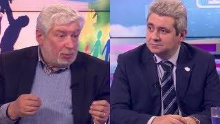 Владимир Собкин и Алексей Гусев. Уроки семейного воспитания: нужны ли они в современной школе?