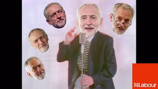 Jeremy Corbyn makes his position clear