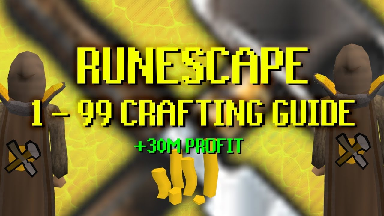 crafting guide runescape runescape 1 99 crafting guide the cheapest f2p 30m 1735