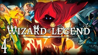 CASI HASTA EL FINAL - Wizard of Legend - EP 4