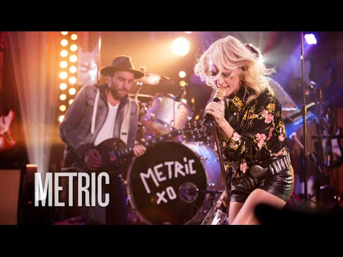 "Metric ""Black Sheep"" Guitar Center Session on DIRECTV"