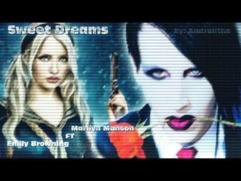Marilyn Manson Sweet Dreams FT Emily Browning