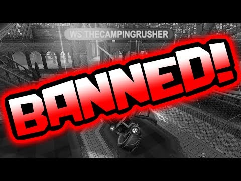 MY ACCOUNT IS GETTING BANNED IN ROCKET LEAGUE?!