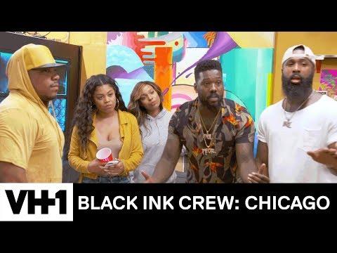Download Youtube: Ryan Fights 9Mag Over Kat 'Sneak Peek' | Black Ink Crew: Chicago