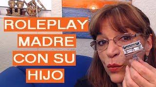 ASMR MOTIVACIONAL MADRE CON SU HIJO-MOTHER WITH HER SON✂️EN ESPAÑOL