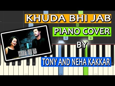 Piano piano chords instrumental : Khuda Bhi Jab|Cover Song|Neha Kakkar|Piano Chords Tutorial Lesson ...