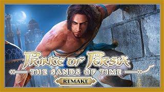 Vídeo Prince of Persia: Las Arenas del Tiempo Remake
