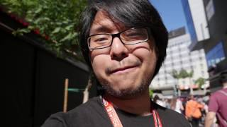 A Brief but Sweet Encounter with Hideo Kojima