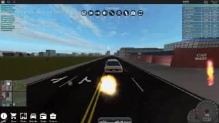 Crazy Trueno in Vehicle Simulator Roblox