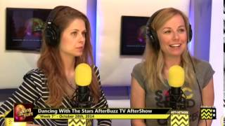 """Dancing With The Stars After Show w/ Sasha Farber Season 19 Episode 7 """"Week 7""""   AfterBuzz TV"""