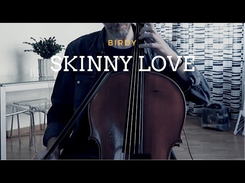 Birdy - Skinny love for cello and piano (COVER)