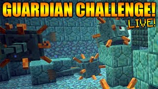 ★[LIVE] Minecraft Xbox 360 + PS3: Title Update 31 - Guardian Boss Challenge Part 3★