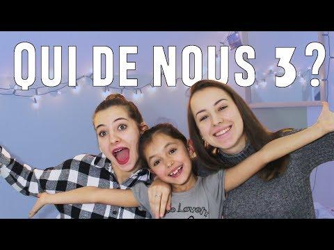 | Qui de nous 3? w/ Emmanyone & Lily