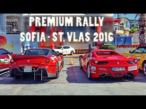 Premium Rally Sofia Sveti Vlas 2016