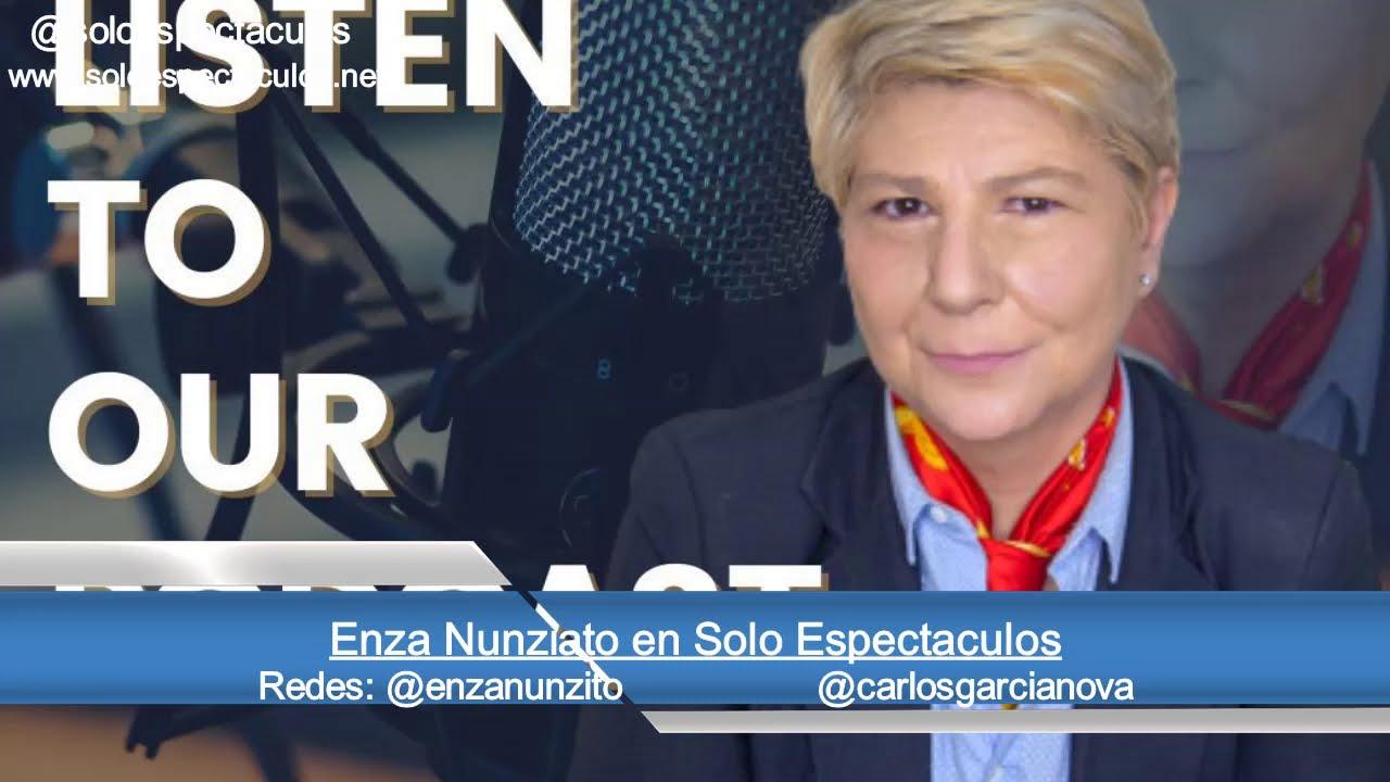 Enza Nunziato la italiana que se enamoro de Argentina
