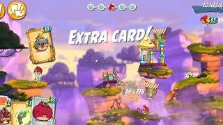 Angry Birds 2. Hard level:1143