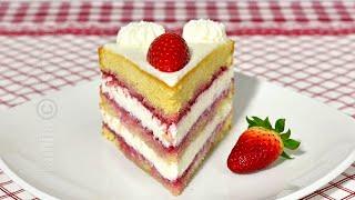 Tort Cu Mascarpone Si Fructe | Jamilacuisine