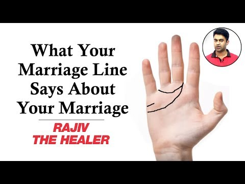 What Your Marriage Line Says About Your Marriage | Rajiv The Healer