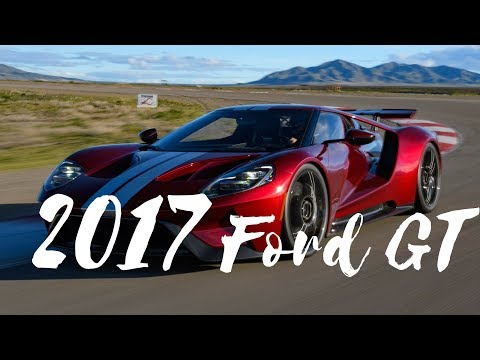 2017 Ford GT Top Speed Run : The Price of Priceless