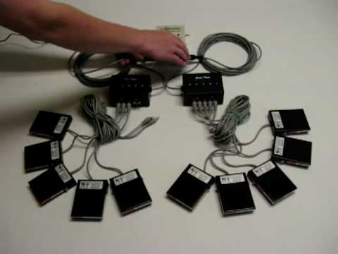 how to make a game show buzzer system