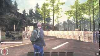 Gameplay PC - Infestation: Survivor Stories - Novidades igual a Minecraft - PT-BR - Brasil