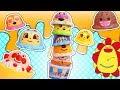 アンパンマン のっけてポン!アイスちょうだい!!♪♪ スクイーズおままごと! おもちゃ アニメ ★サンサンキッズTV★