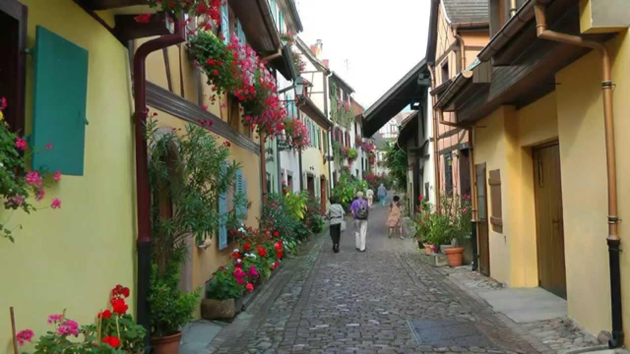 France Eguisheim, Alsace Hd-Video - Youtube-2283