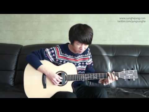 White Lion) When The Children Cry   Sungha Jung Acoustic Tabs Guitar Pro 6