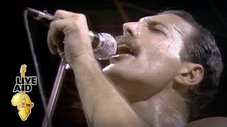 Download Mp3 Queen - We Are The Champions  Live Aid 1985