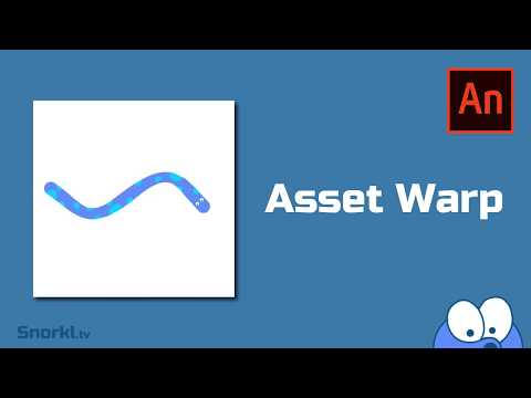 Adobe Animate: Asset Warp