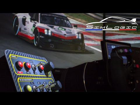 Simlogic - RaceBox presentation #1