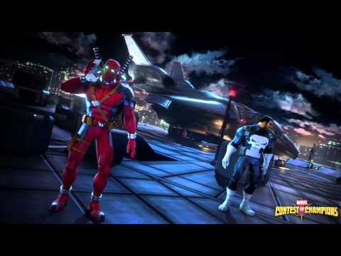 """Marvel Contest of Champions"" - NYCC Trailer"