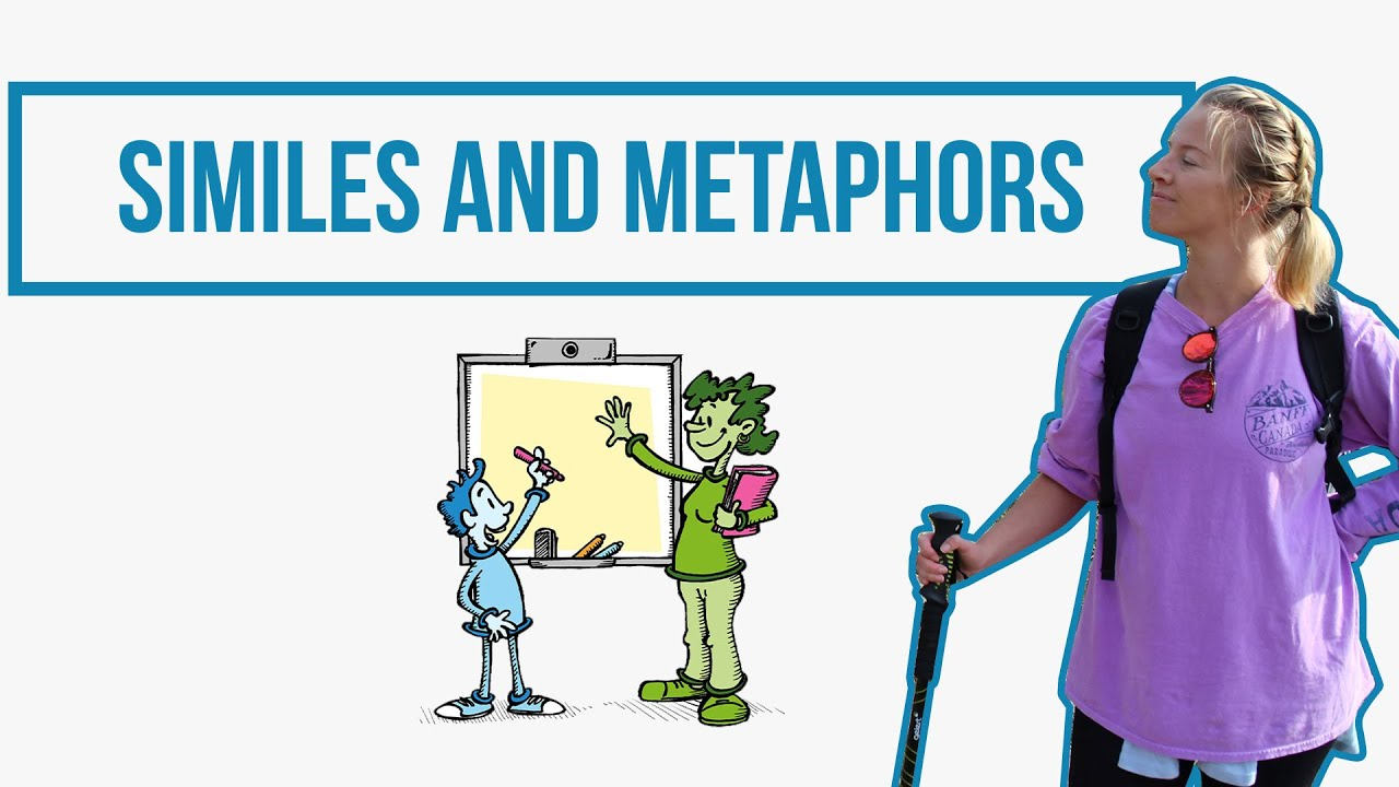For kids metaphor Examples of