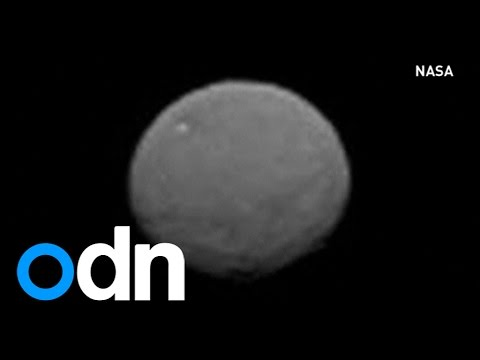 Solar System Asteroid Pictures